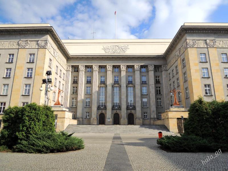 Gmach Sejmu Śląskiego w Katowicach - Foto: Halina Gniewkowska-Gniadek