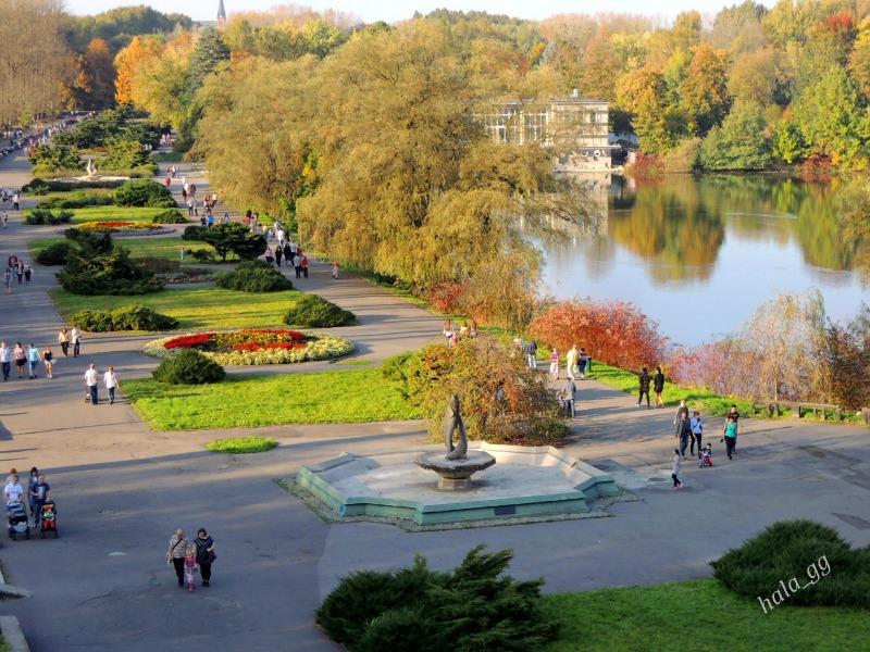Park Śląski w Chorzowie - Ciekawe Miejsca na Górnym Śląsku - Foto: Halina Gniewkowska-Gniadek