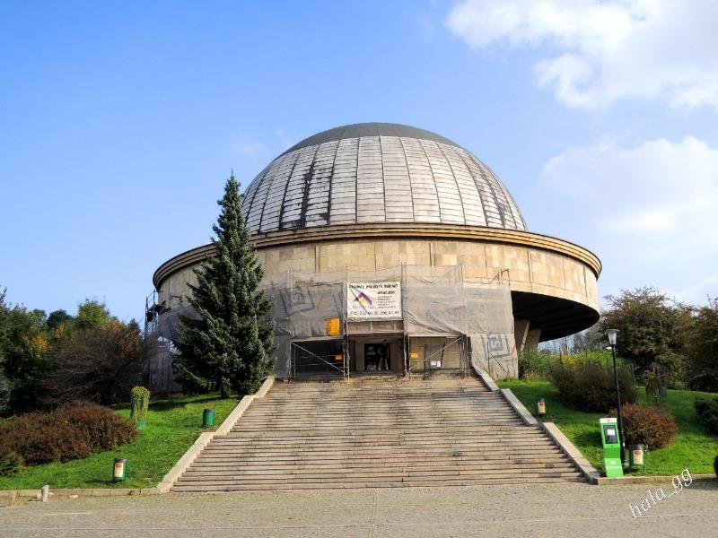 Planetarium Śląskie w Chorzowie - Foto: Halina Gniewkowska-Gniadek