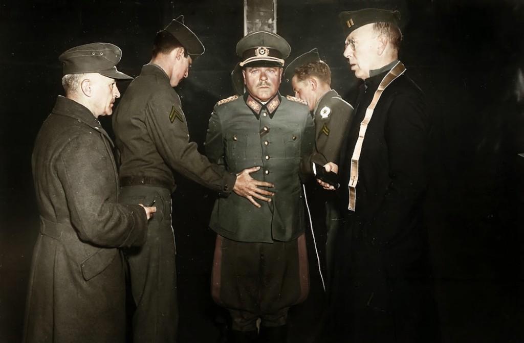 Egzekucja generała Antona Dostlera