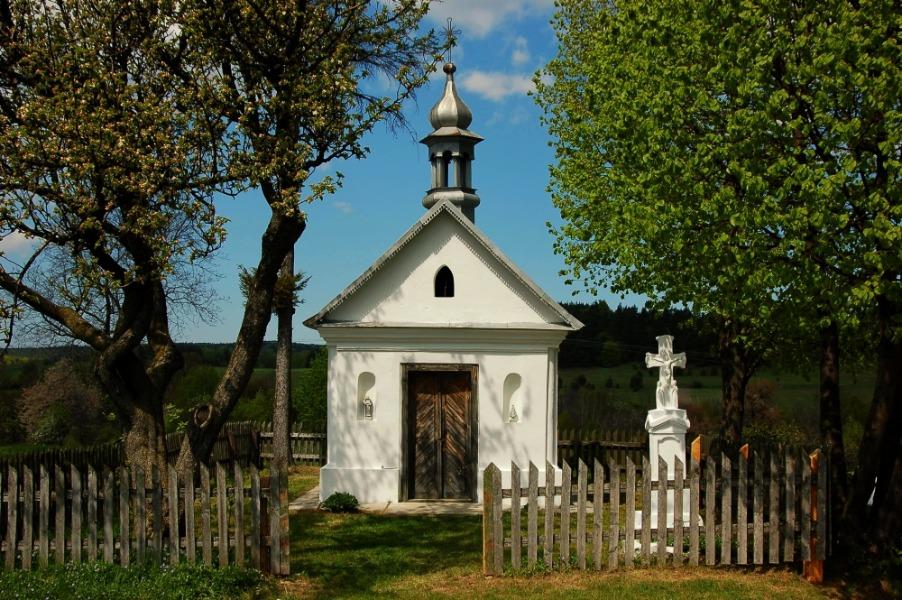 Kapliczka Jana III Sobieskiego - Foto: Mirosław Teterycz