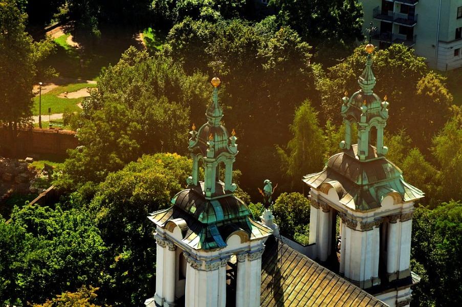 Kościół na Skałce w Krakowie - 10 Baśniowych i Urokliwych Miejsc w Polsce - Foto: Mirosław Teterycz