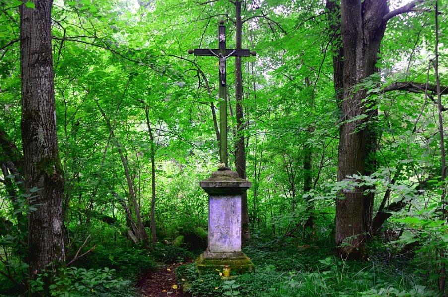 Pomnik Powstańców Styczniowych - Foto: Mirosław Teterycz