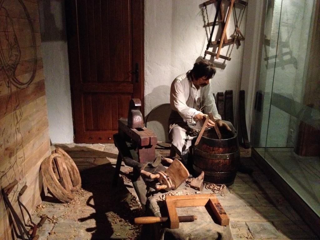 Ekspozycja Muzeum Browaru Żywiec