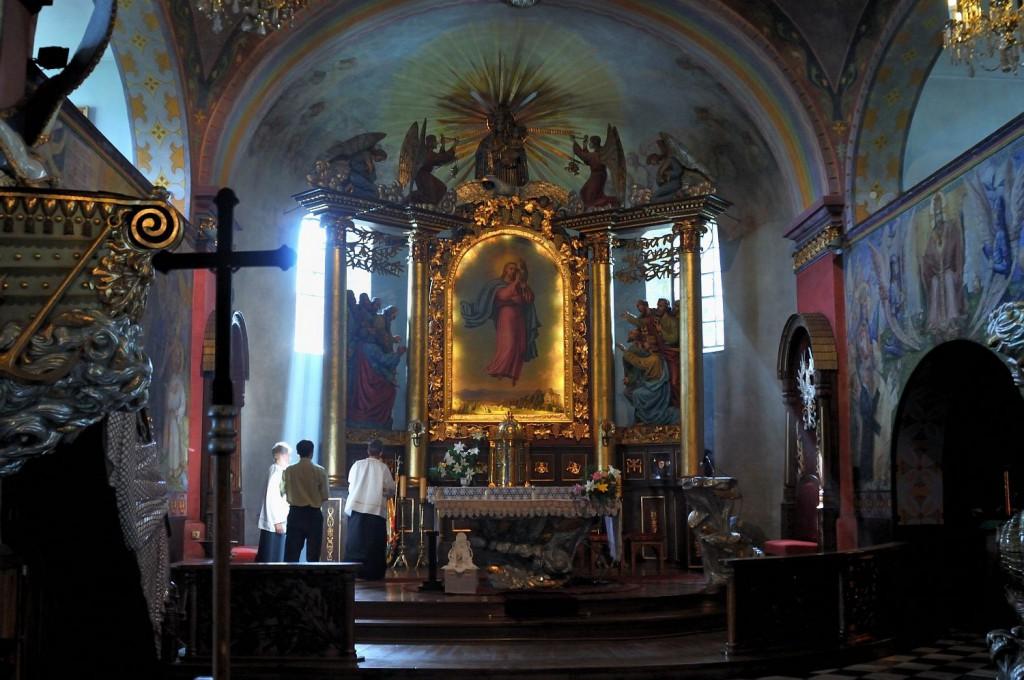 Kościół w Istebnej - 10 Baśniowych i Urokliwych Miejsc w Polsce - Foto: Mirosław Teterycz