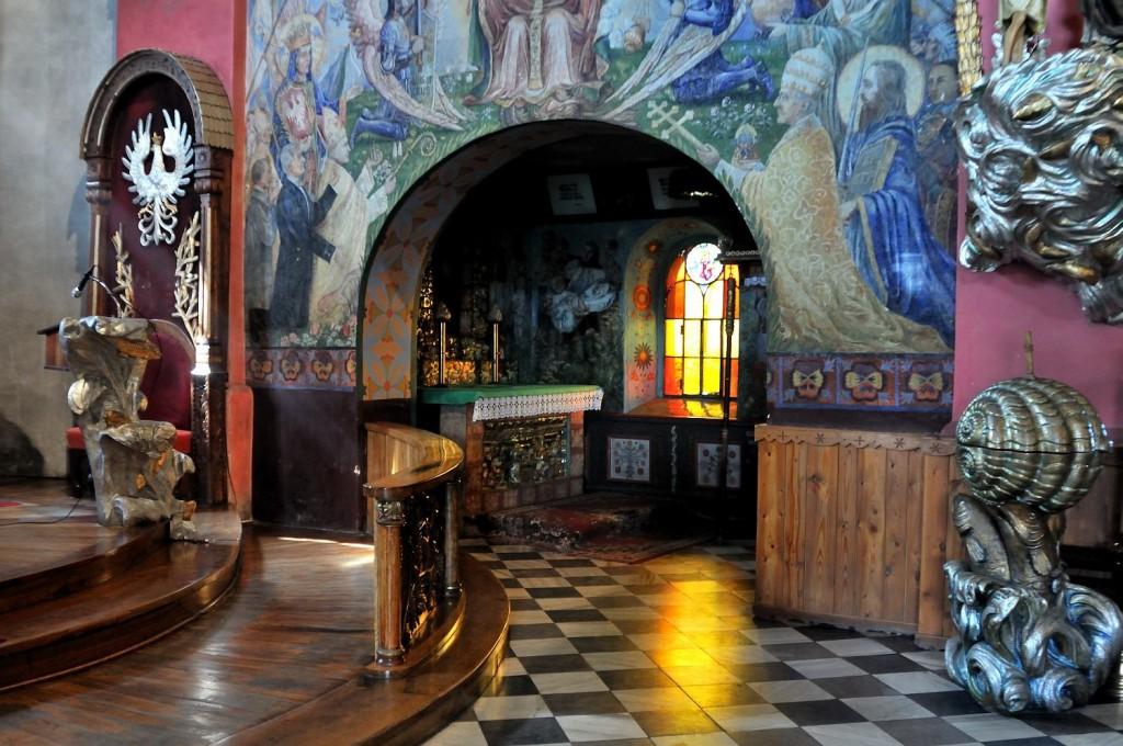 Kościół Dobrego Pasterza w Istebnej - Foto: Mirosław Teterycz
