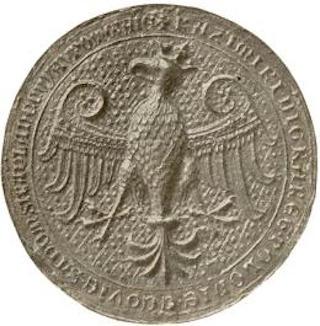 Pkt. 2 - Pieczęć Kazimierza Wielkiego