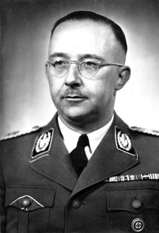 Heinrich Himmler - Ostatnie Słowa Przed Śmiercią