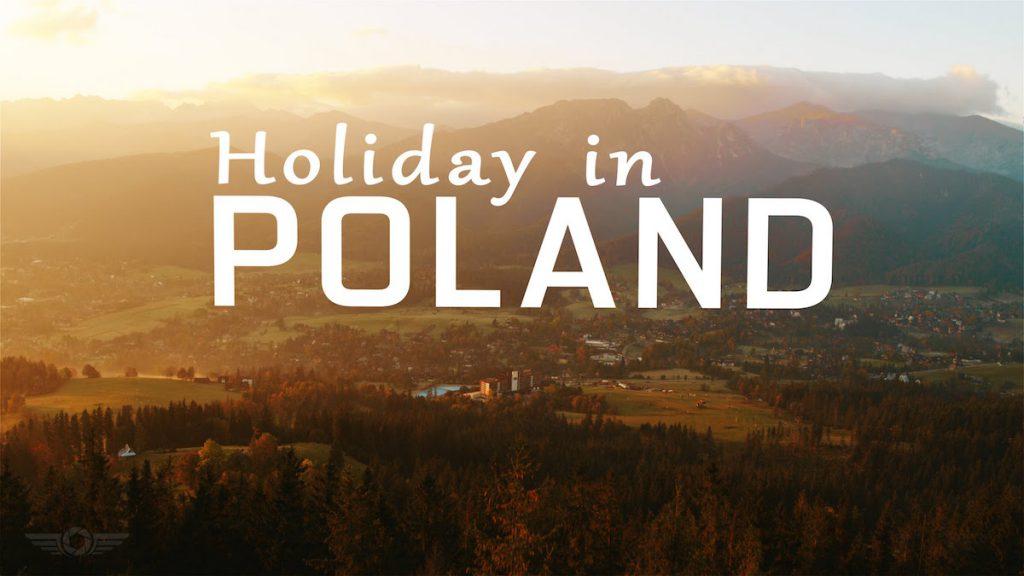 Niezwykły film z Polski - Holiday in Poland - Źródło: Jacek Drofiak / youtube.com