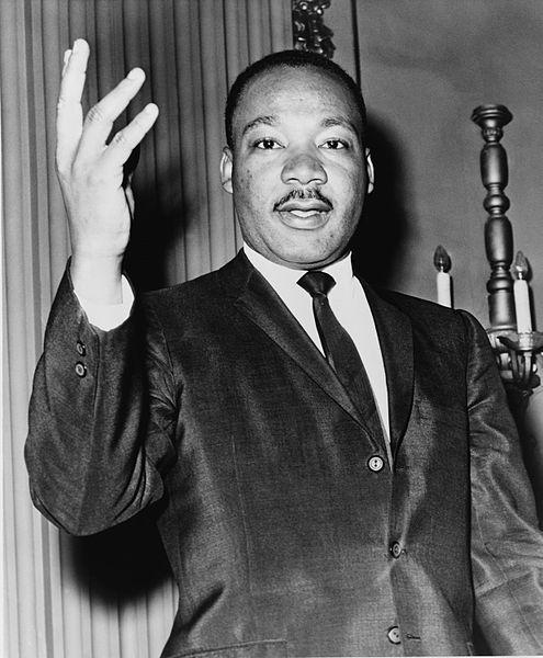 Martin Luther King - Ostatnie Słowa Przed Śmiercią