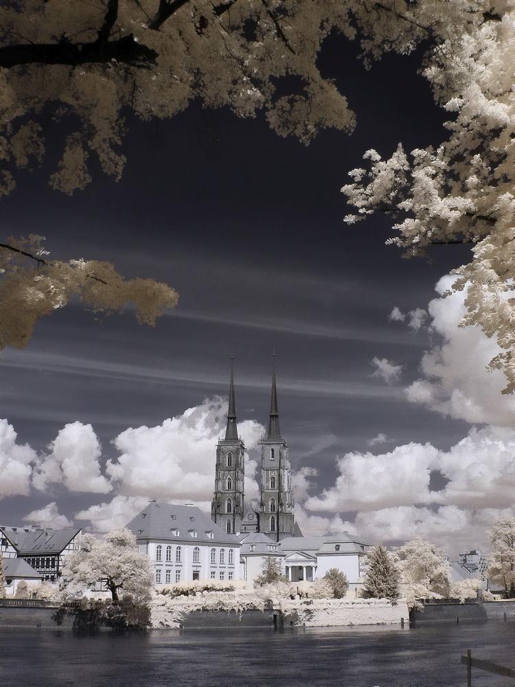 Katedra i Ostrów Tumski we Wrocławiu - Foto: Kamil Pluta