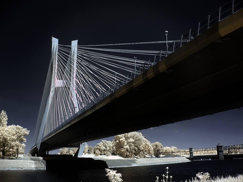 Most Rędziński we Wrocławiu - Foto: Kamil Pluta