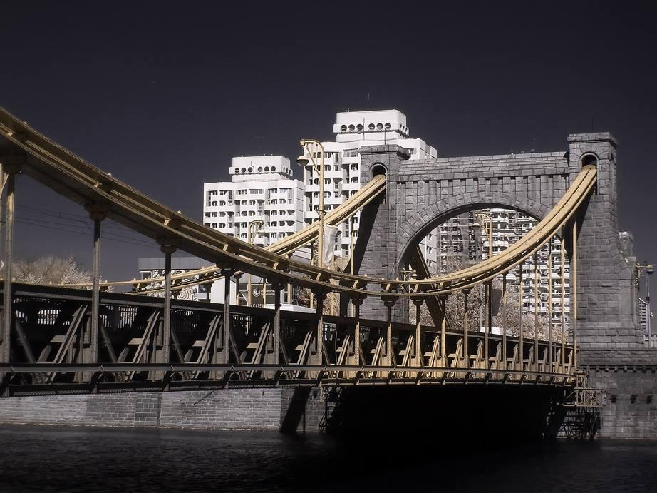 Most Grunwaldzki we Wrocławiu - Foto: Kamil Pluta