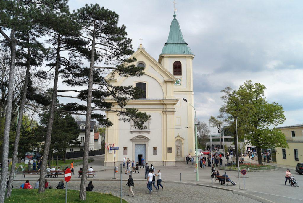 Kościół św. Józefa na Kahlenbergu - Śladami Odsieczy Wiedeńskiej