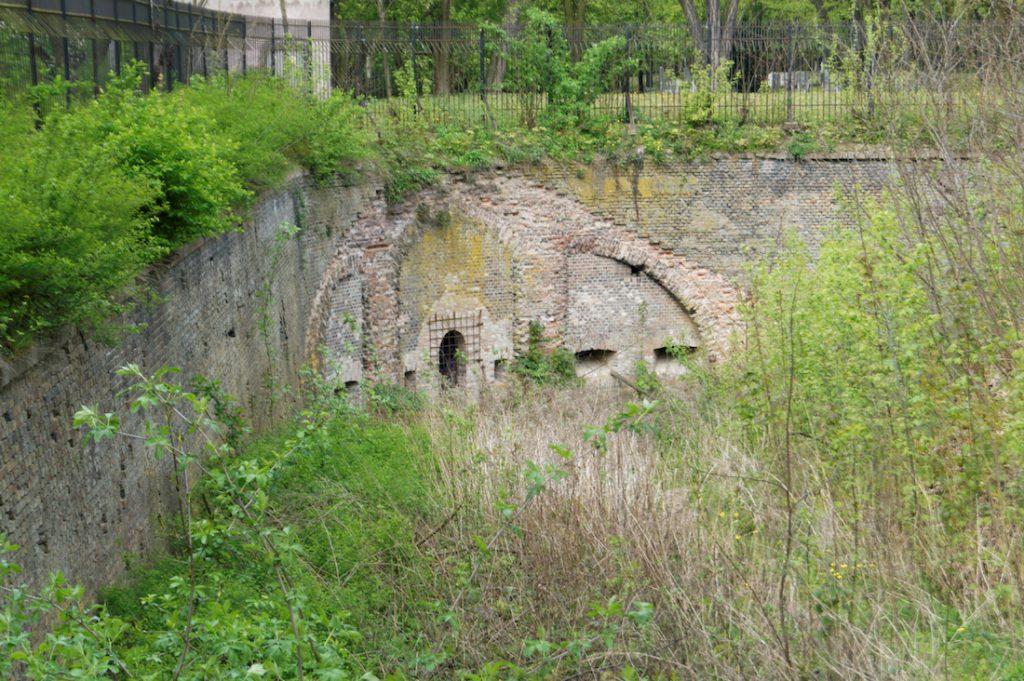 Pozostałości po Forcie Winiary - Festung Posen