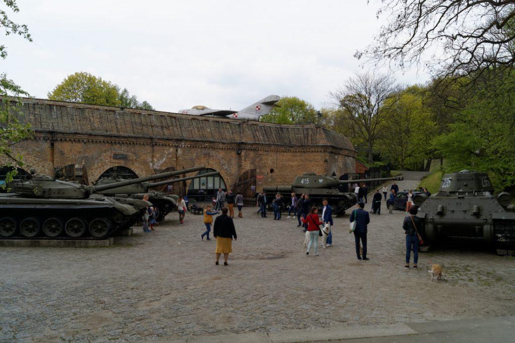 Muzeum Uzbrojenia na Cytadeli
