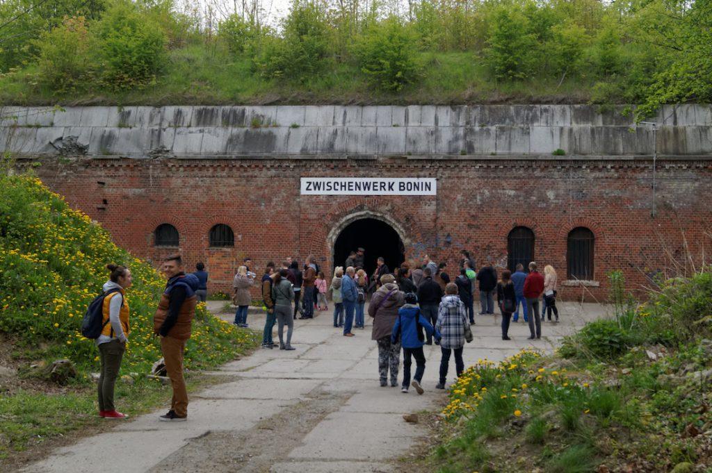 Zwischenwerk Bonin - Fort Pośredni Bonin
