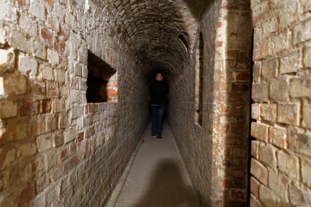 Podziemia Fortu Va - Festung Posen
