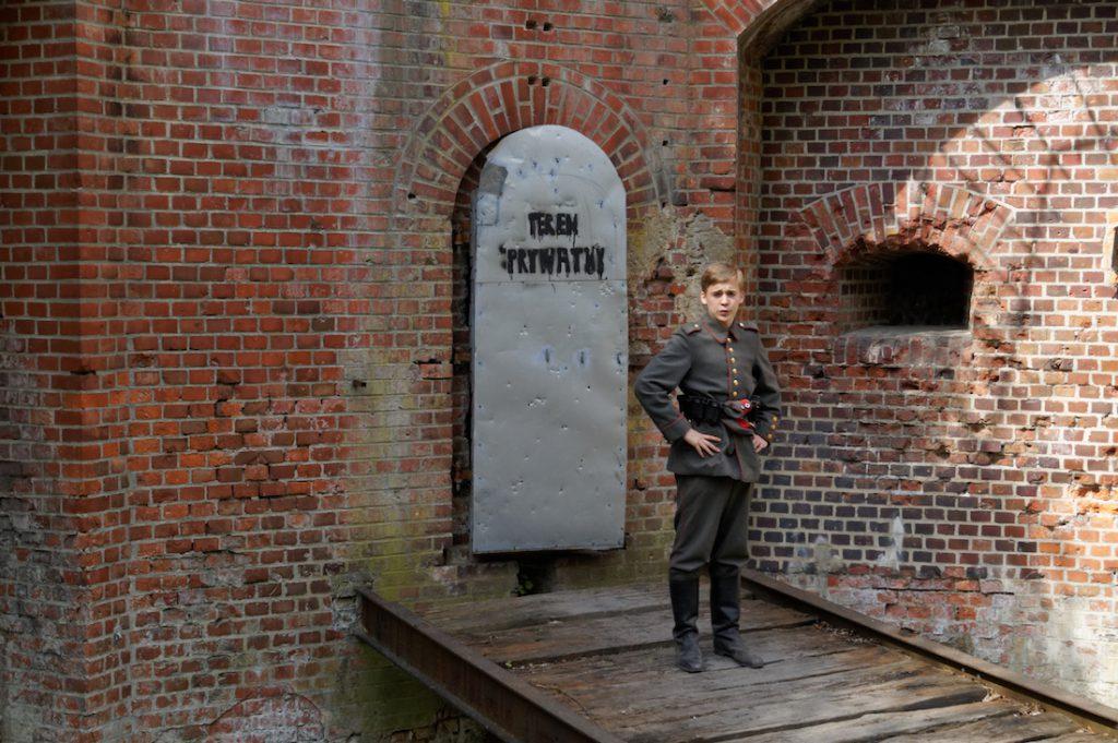 Przewodnik po Forcie Va w pruskim mundurze