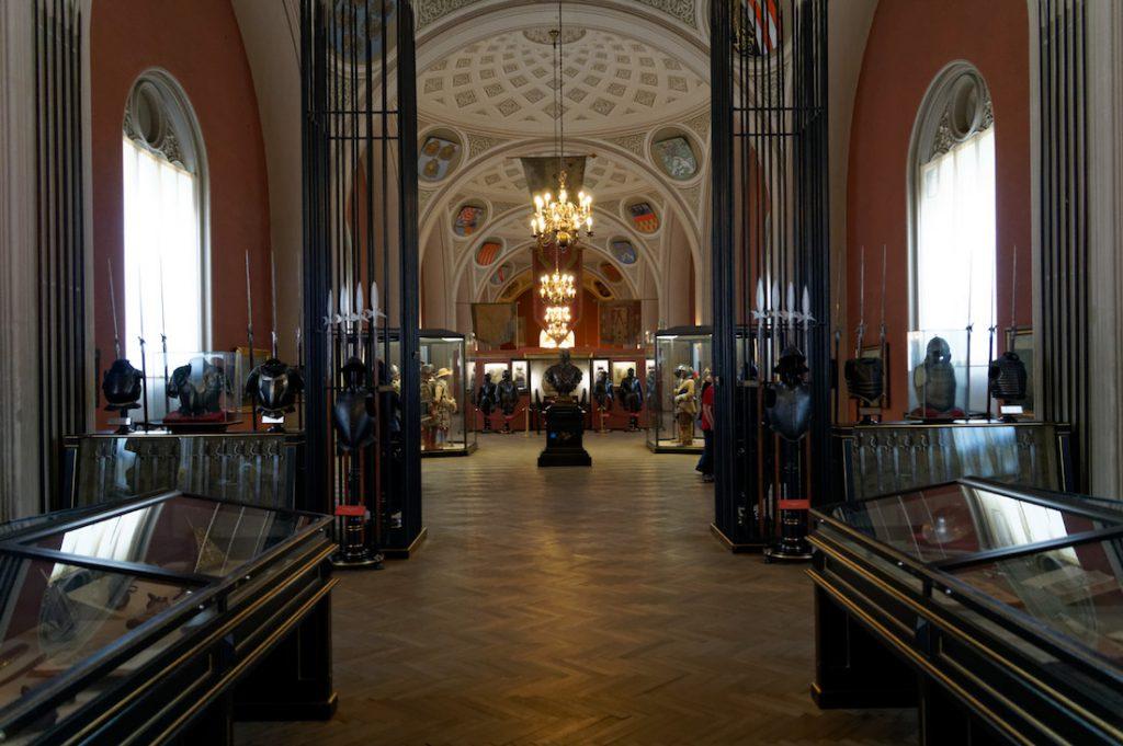 Muzeum Historii Wojska w Wiedniu - Heeresgeschichtliches Museum
