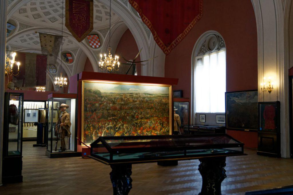 Muzeum Historii Wojska w Wiedniu - Zwiedzanie Wiednia