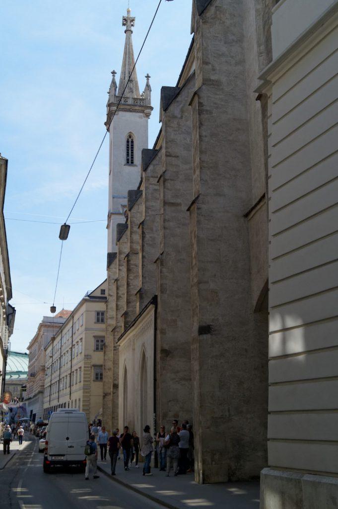 Kościół św. Augustyna w Wiedniu (Augustinerkirche) - Zwiedzanie Wiednia