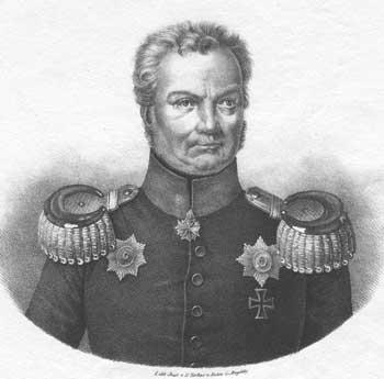 Karl von Großmann - Inicjator budowy Festung Posen
