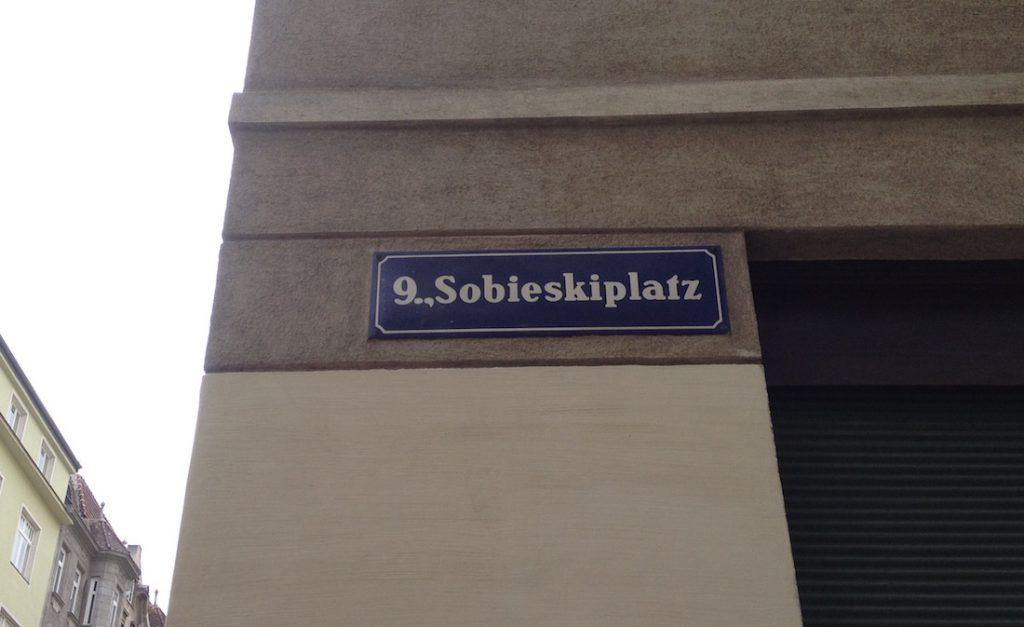Sobieskiplatz - Śladami Odsieczy Wiedeńskiej