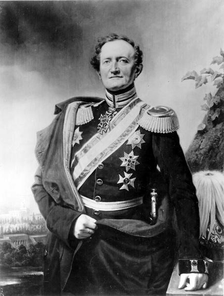 Johann Leopold von Brese - Projektant Fortu WIniary