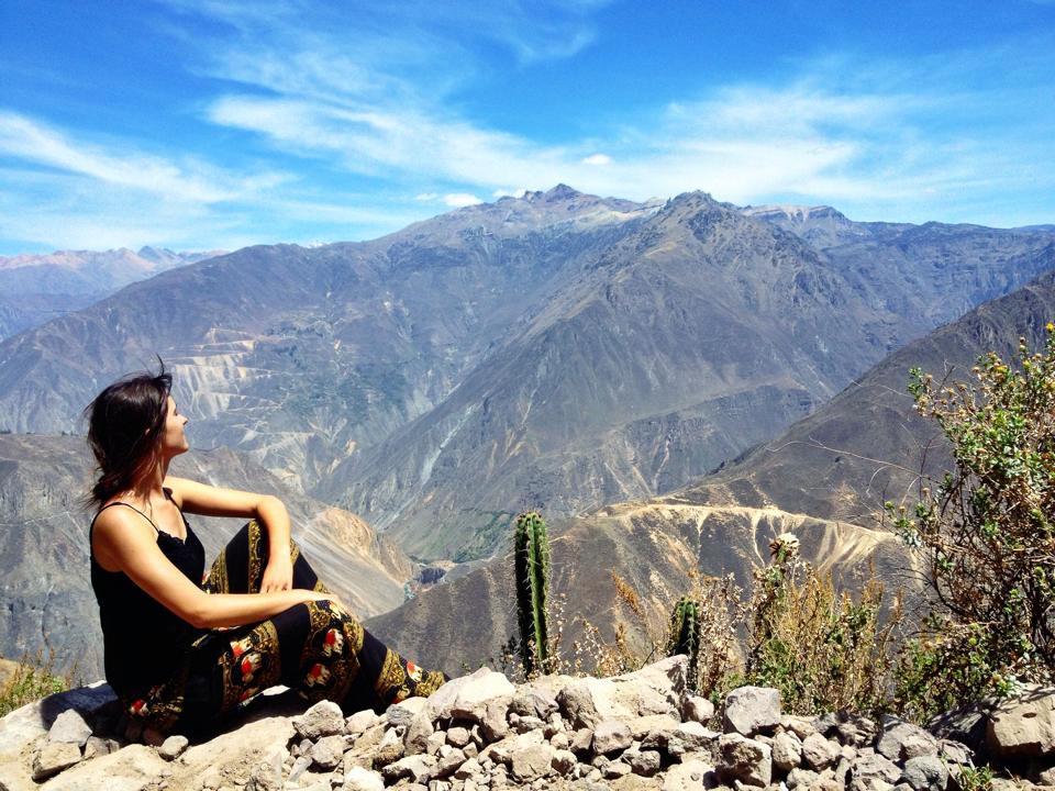 Pół roku w Krainie Inków - Karolina Kowalczyk