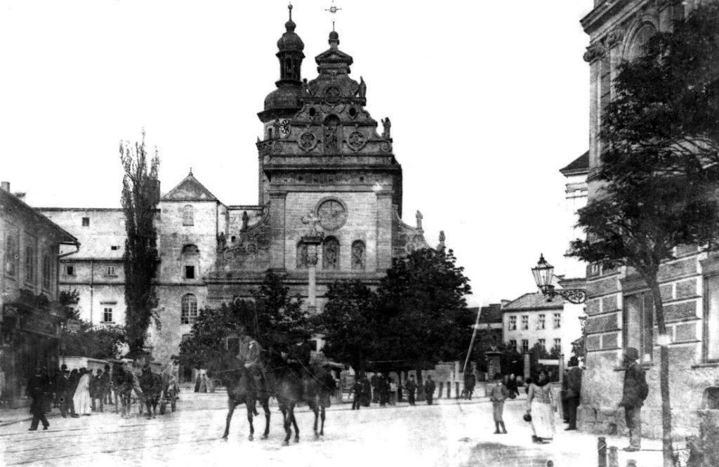 Kościół św. Andrzeja i klasztor Bernardynów we Lwowie