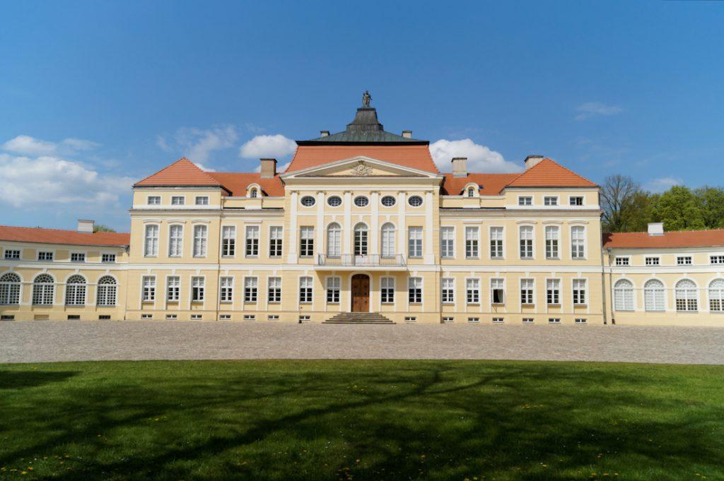 Pałac w Rogalinie - Wielkopolska Perła Architektury