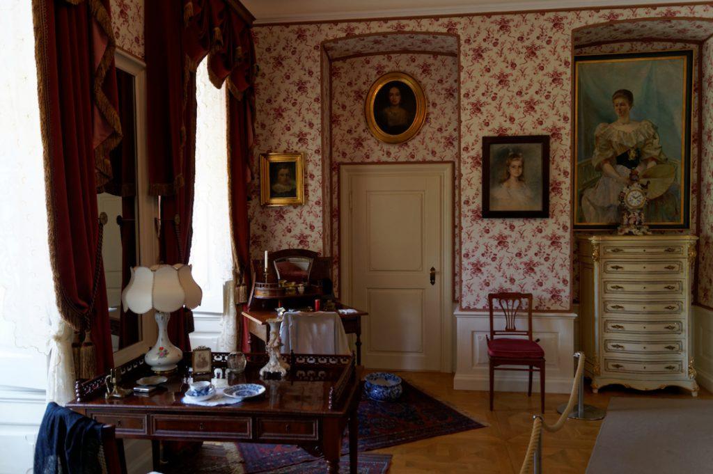 Historyczne wnętrza Pałacu w Rogalinie