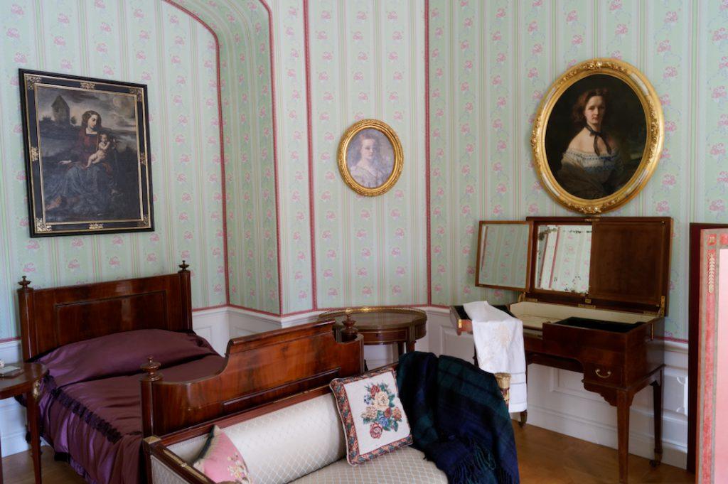 Zrekonstruowane i odnowione piękne pałacowe wnętrza - Rogalin