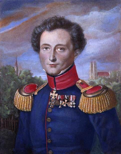 """Carl von Clausewitz (1780-1831) - Autor traktatu """"O naturze wojny"""""""