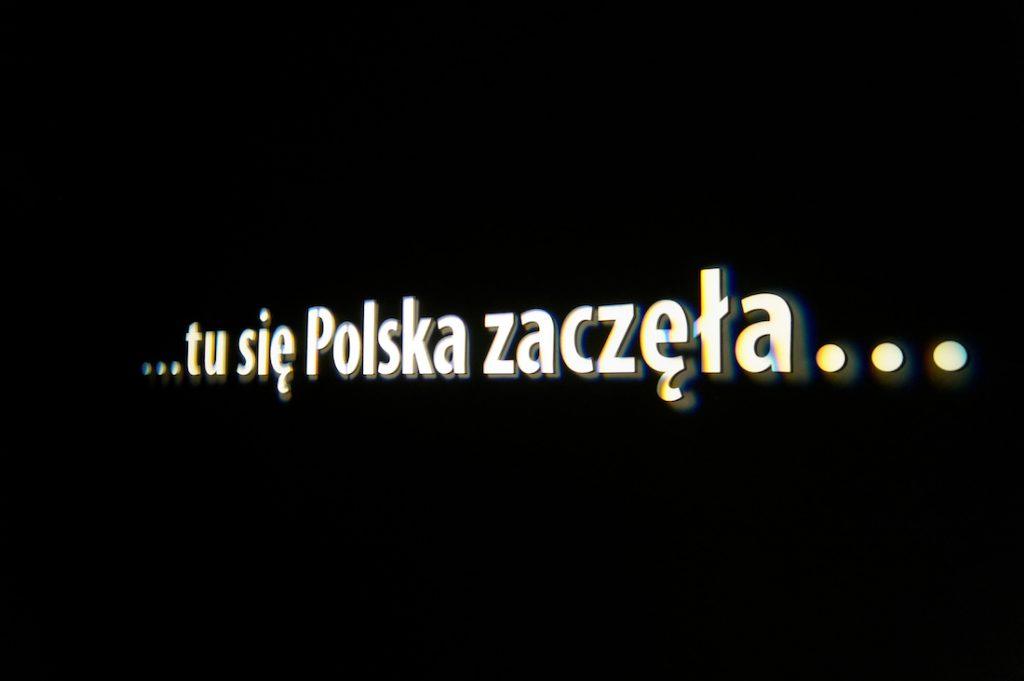 …tu się Polska zaczęła…