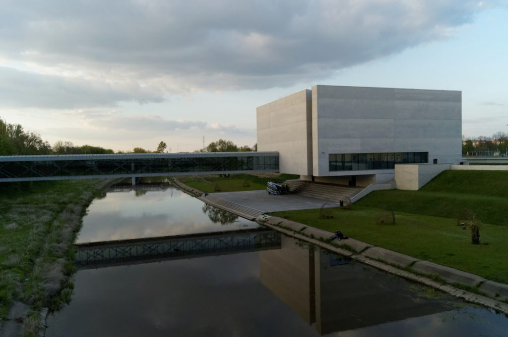 ICHOT - Interaktywne Centrum Historii Ostrowa Tumskiego w Poznaniu