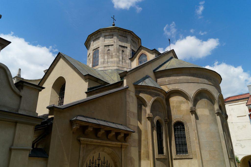 Katedra Ormiańska - Zabytki i Ciekawe Miejsca we Lwowie