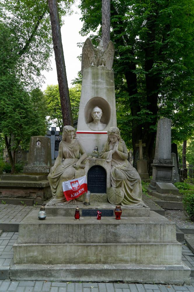 Grobowiec rodziny Szajnochów:
