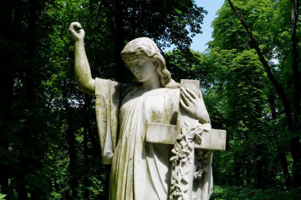 Cmentarz Łyczakowski we Lwowie kryje w sobie wiele śladów polskiej historii