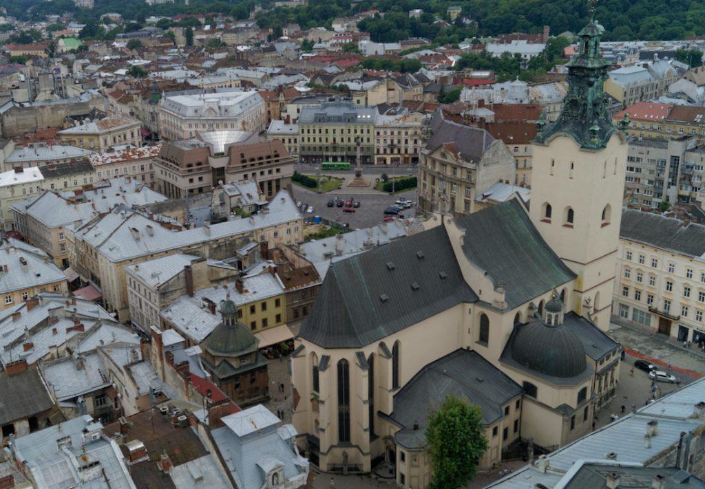 Bazylika Wniebowzięcia Najświętszej Maryi Panny we Lwowie - Katedra Łacińska