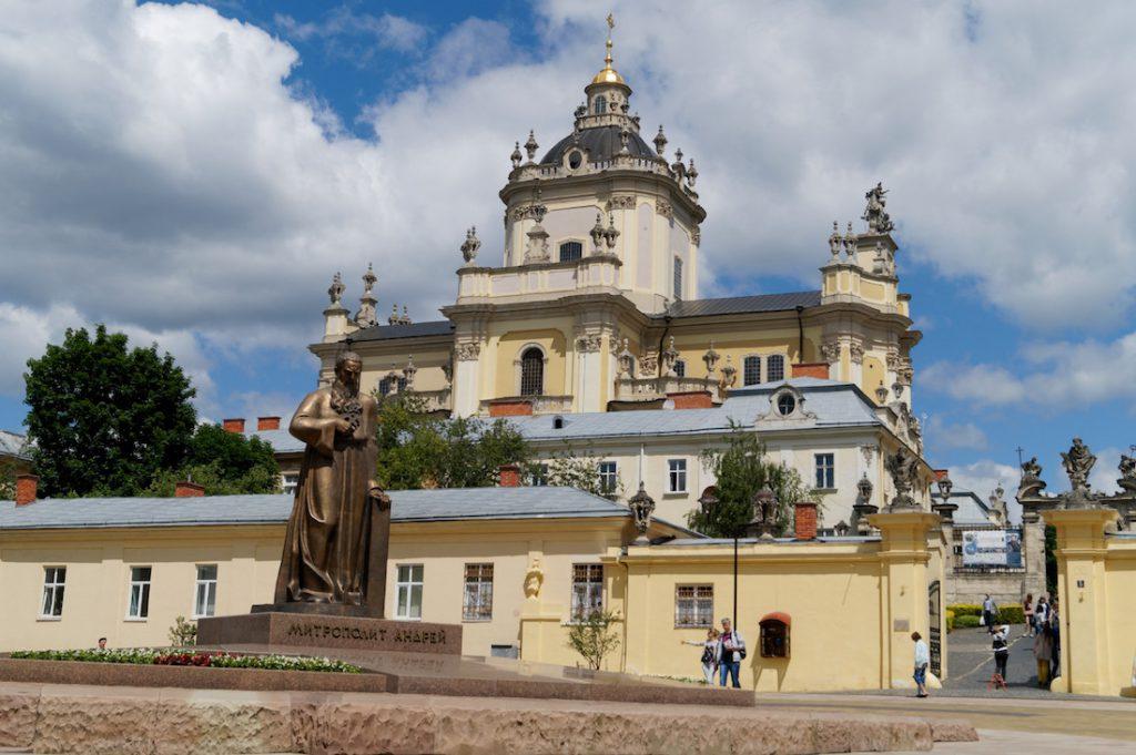 Sobór Świętego Jura we Lwowie - Zabytki Lwowa