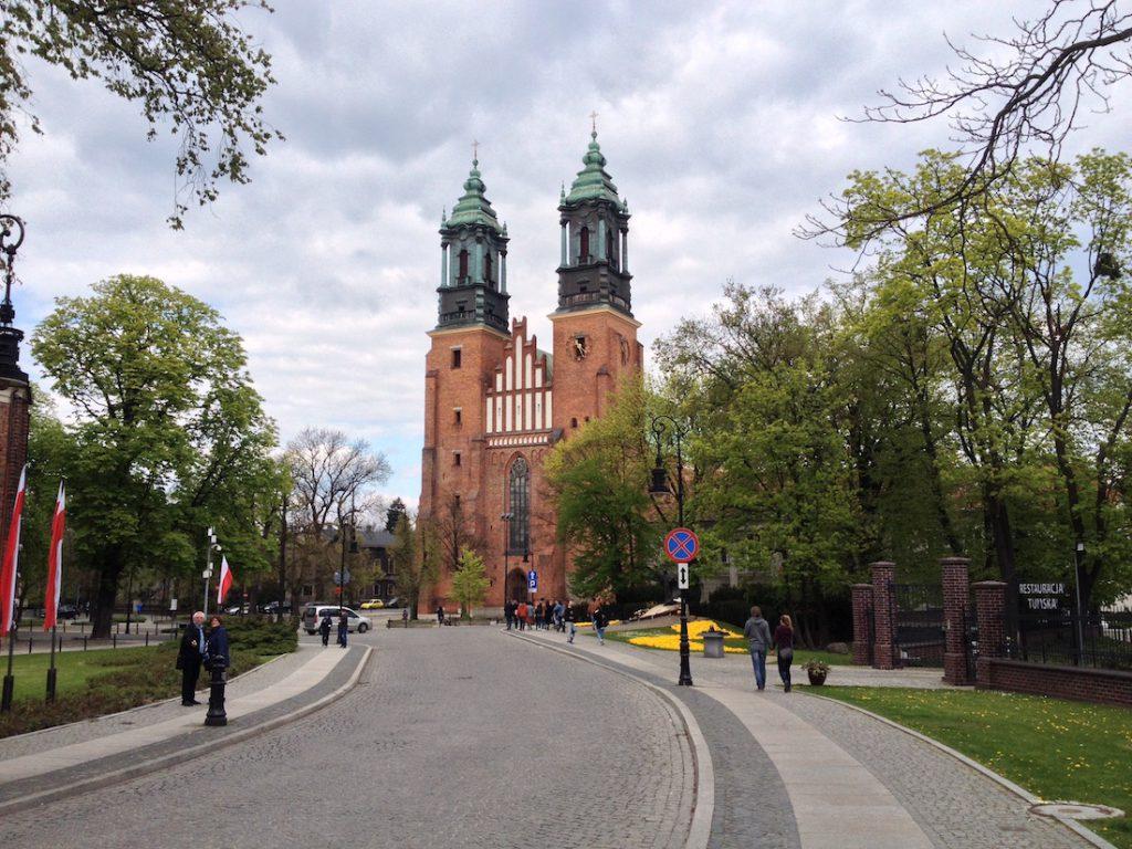 Ostrów Tumski w Poznaniu - Czy to właśnie tutaj miał miejsce chrzest Polski?