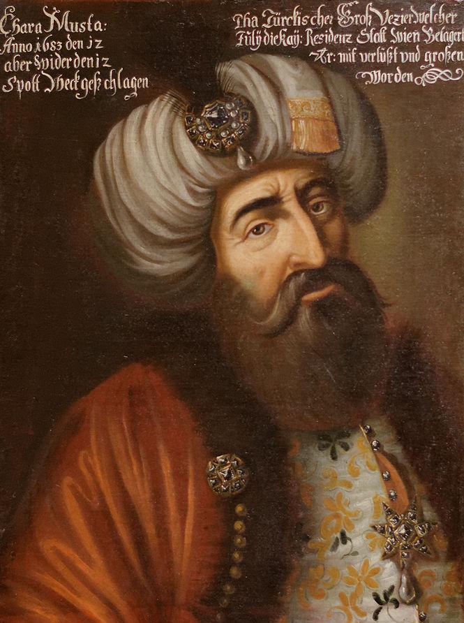 Wielki wezyr Kara Mustafa