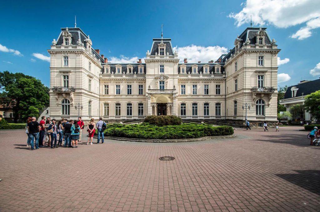Pałac Potockich - Foto: Adrian Sitko