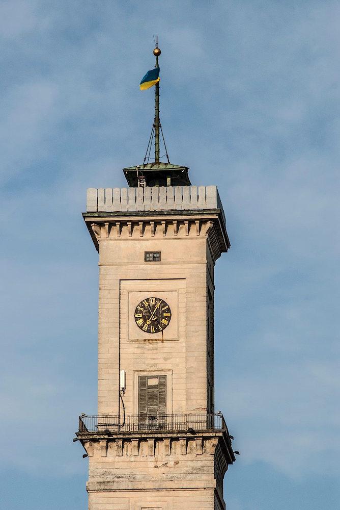 Wieża Ratusza - Foto: Adrian Sitko