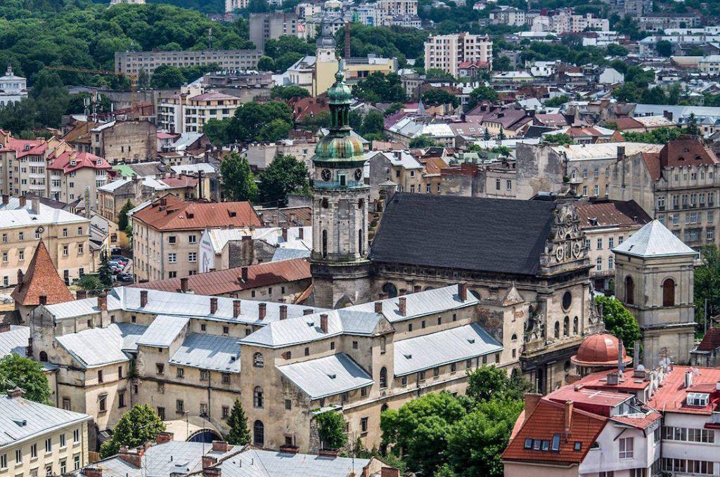 Dawny Klasztor Bernardynów - Foto: Adrian Sitko