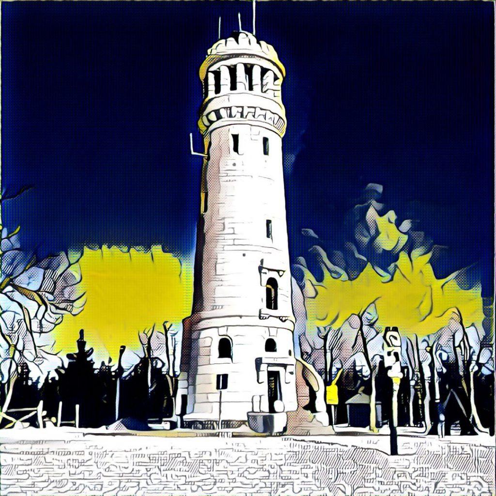 Wieża na Wielkiej Sowie