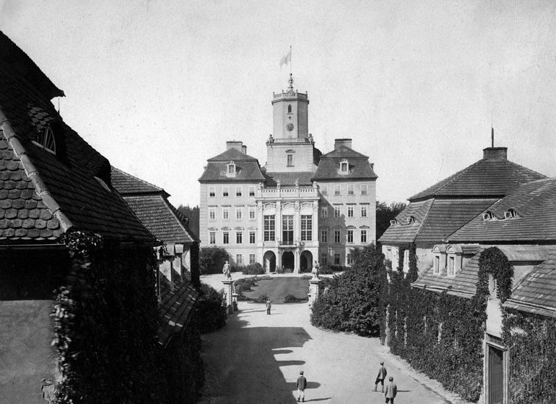 Zamek Książ - Źródło: dolny-slask.org.pl