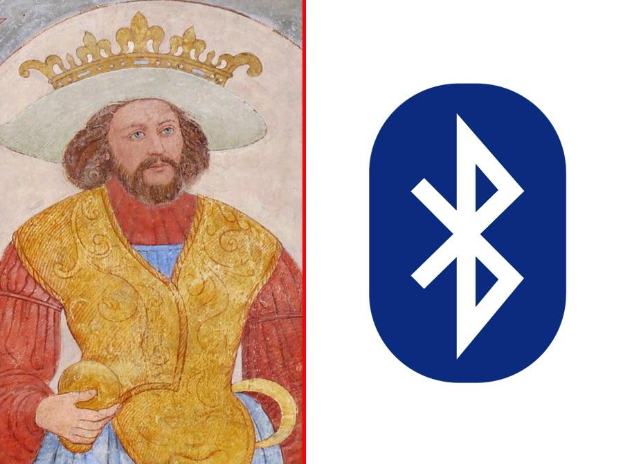 Harald Sinozęby i logo Bluetooth - 10 słów i powiedzeń, o których pochodzeniu nie mieliście pojęcia